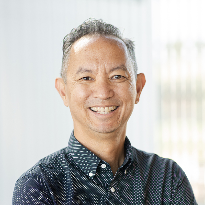 Marcus Chang - Director of Campus Life